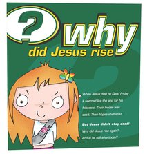 Why Did Jesus Rise? (25 Pack)