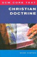 Scm Study Guide: Christian Doctrine (Scm Studyguide Series)