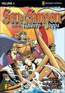 The Raiders of Joppa (Z Graphic Novel) (#04 in Son Of Samson Series)