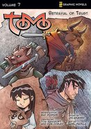 Betrayal of Trust (Z Graphic Novel) (#7 in Tomo Series)