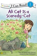 Ali Cat is a Scaredy-Cat (I Can Read!1 Series)