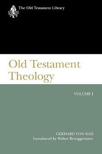 Old Testament Theology (Vol. 1) (Old Testament Library Series)