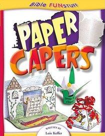Paper Capers (Godprints Bible Fun Stuff Series)