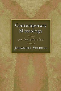 Contemporary Missiology