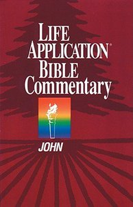 John (Life Application Bible Commentary Series)