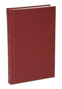 Gods Word For Worship Pew Bible Cranberry