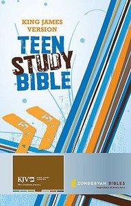 KJV Teen Study Bible (Black Letter Edition)