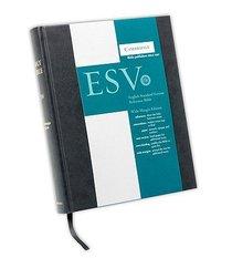 ESV Wide-Margin Reference Black Letter Cambridge Bibles