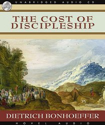 Cost of Discipleship, the MP3 (Unabridged)