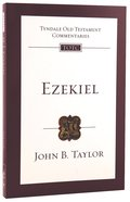 Ezekiel (Re-Formatted) (Tyndale Old Testament Commentary Re-issued/revised Series)