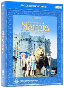 Chronicles of Narnia Box Set (4 Dvds)