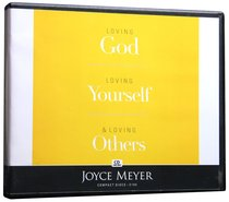 Loving God, Loving Yourself and Loving Others (4 Cds)