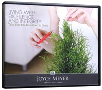Living With Excellence and Integrity (4cds)