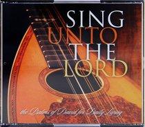 Sing Unto the Lord: Psalms of David (3 Cd Set)