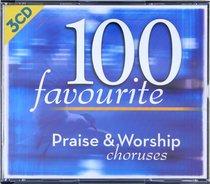 100 Favourite Praise and Worship Choruses (3 Cd Set)