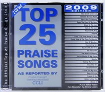 Top 25 Praise Songs 2009 Edition (Double Cd)