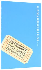Introduce Bible Topics From Another Angle
