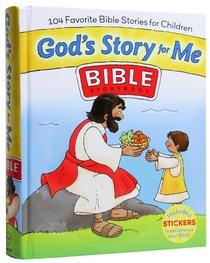 Gods Story For Me