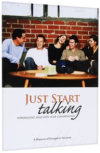 Just Start Talking (Workbook)