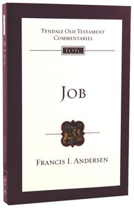 Job (Re-Formatted) (Tyndale Old Testament Commentary Re-issued/revised Series)