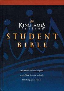 KJV Student Bible Indexed