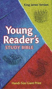 KJV Young Readers Study Handi-Size Giant Print