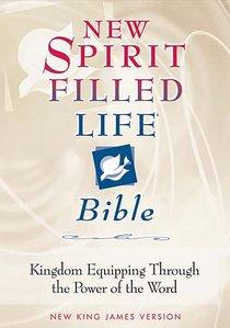 NKJV New Spirit Filled Life Bible Black Indexed