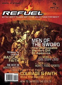 Ncv Refuel: The Complete New Testament For Guys (Refuel Biblezine Series)