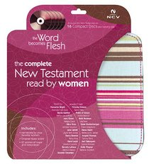 Ncv Word Becomes Flesh Complete New Testament Read By Women