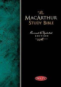 NKJV Macarthur Study Bible Black (2006)