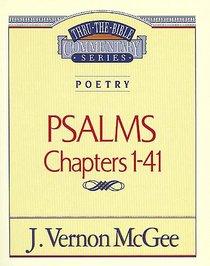 Thru the Bible OT #17: Psalms (Volume 1) (#17 in Thru The Bible Old Testament Series)
