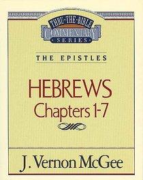 Ttb NT #51: Hebrews Volume 1