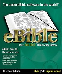 Nelsons Ebible Discover Edition CDROM Win