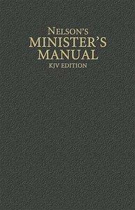 Nelsons Ministers Manual (King James Version) (Kjv)
