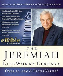 Ebible Jeremiah Lifeworks Library CDROM Win