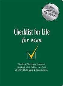 For Men (Checklist For Life Series)