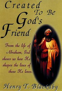 Created to Be Gods Friend (Es Lesson Plan Series)