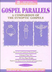 NRSV Gospel Parallels: A Comparison of the Synoptic Gospels (5th Edition)
