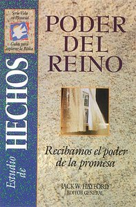 Poder Del Reino: Hechos (Kingdom Power: Books Of Acts)