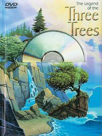 The Legend of the Three Trees (With Dvd)
