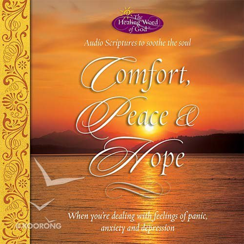 Healing Word of God: Comfort, Peace & Hope