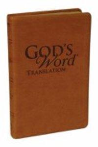 Gods Word Handi-Size Saddle