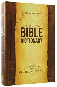 Zondervan Bible Dictionary (Niv)