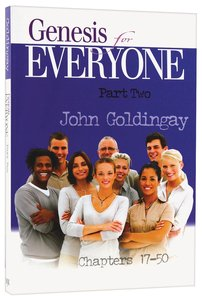 Genesis For Everyone (Part 2) (Old Testament Guide For Everyone Series)