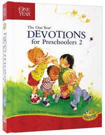 The One Year Book of Devotions For Preschoolers (Vol 2)