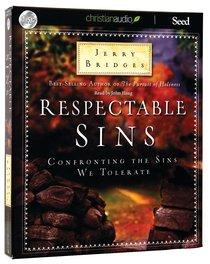 Respectable Sins (Unabridged, 5 Cds)