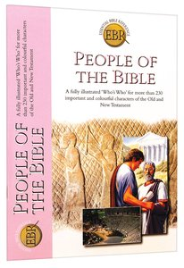 People of the Bible (Essential Bible Reference Series)