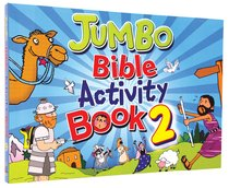 Jumbo Bible Activity Book 2