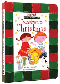 My First Countdown to Christmas