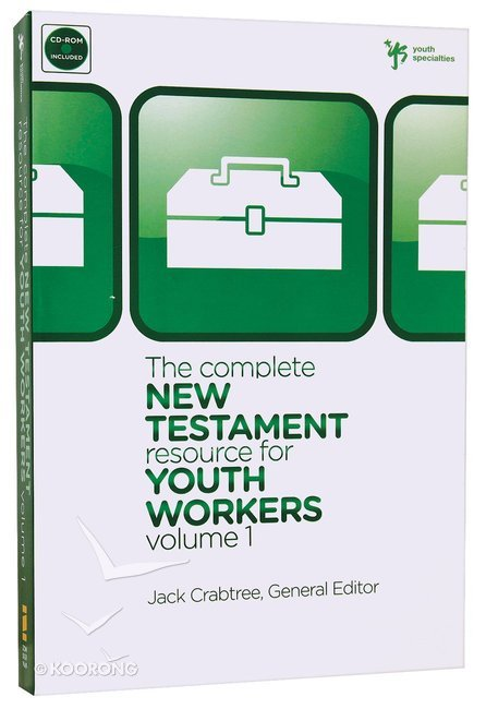 the complete new testament resource for youth workers volume 2 crabtree jack